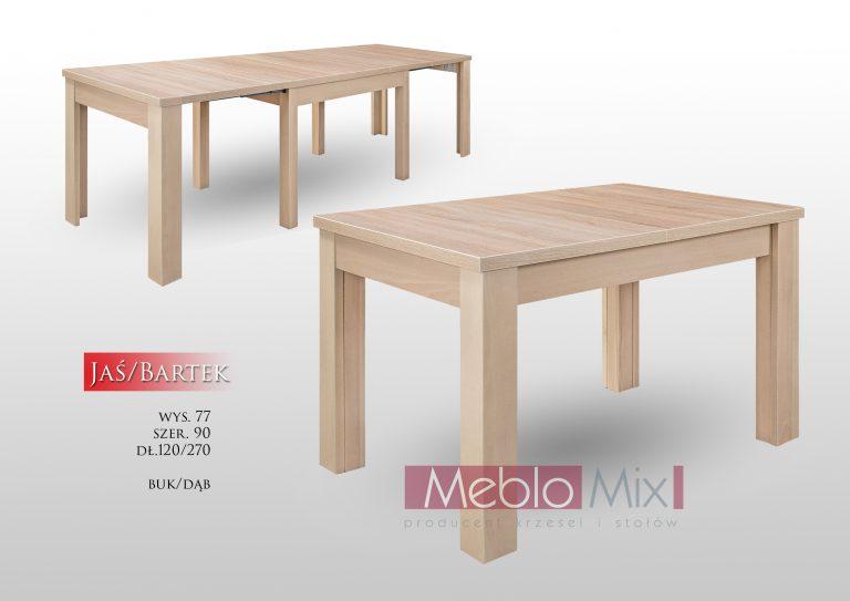 Stół Jaś Bartek