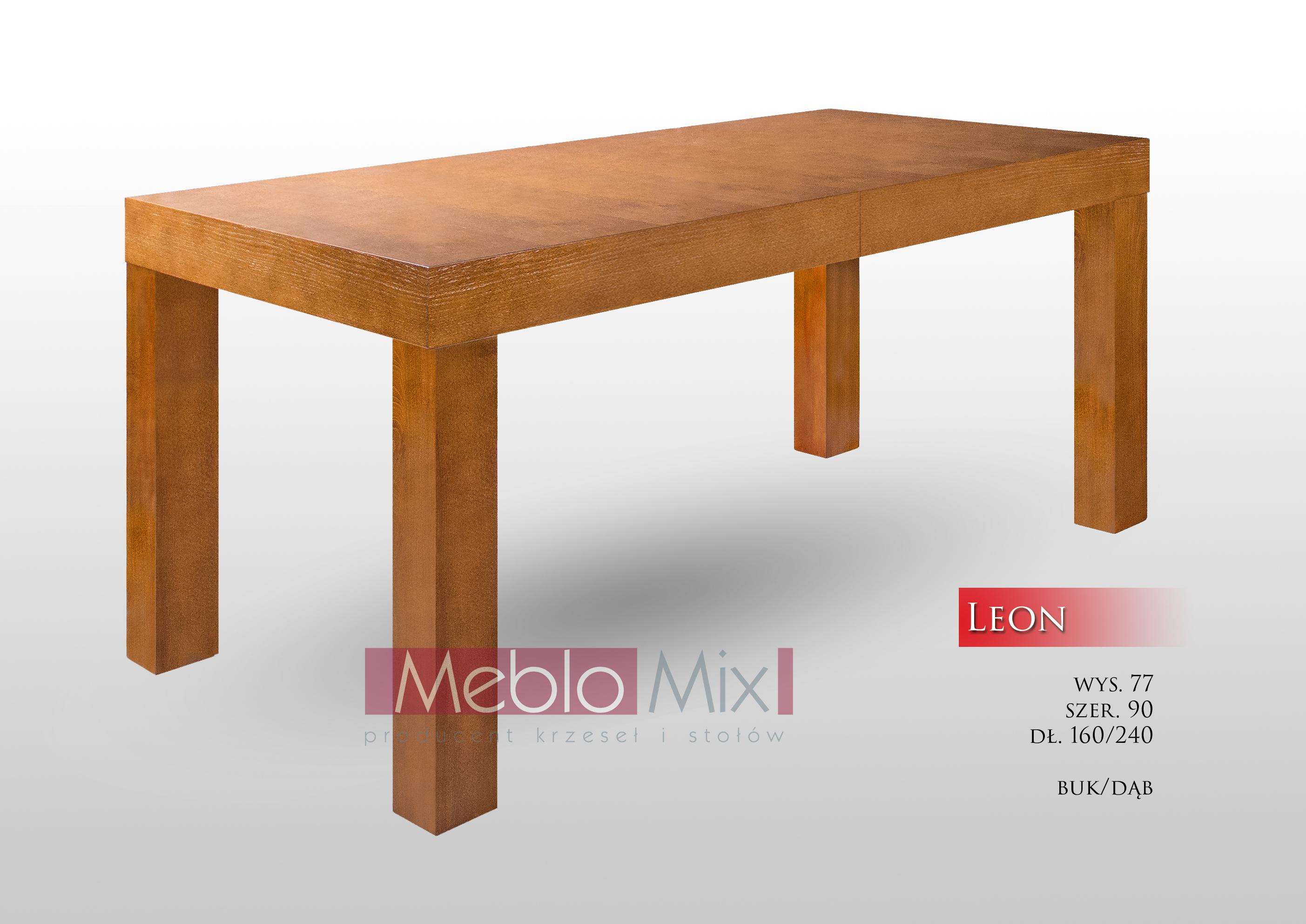 Stół Leon
