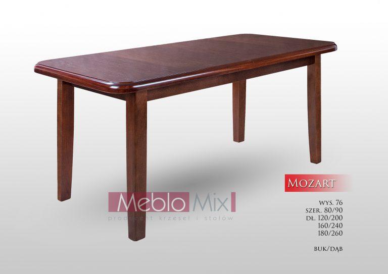 Stół Mozart