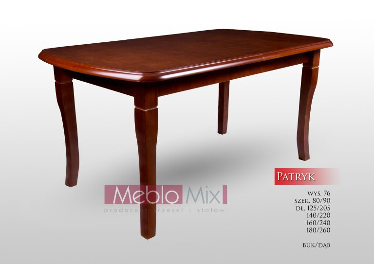 Stół patryka
